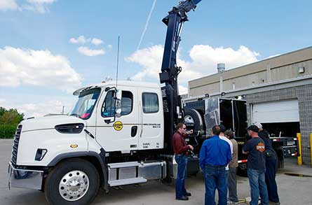 ARW Truck Equipment Ltd   Edmonton, Calgary, Grande Prairie AB
