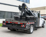 HIAB 077 BS CLX-3 pn Dodge Truck For Sale