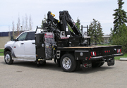 NEW Crane on Dodge 5500 Truck Package for Sale