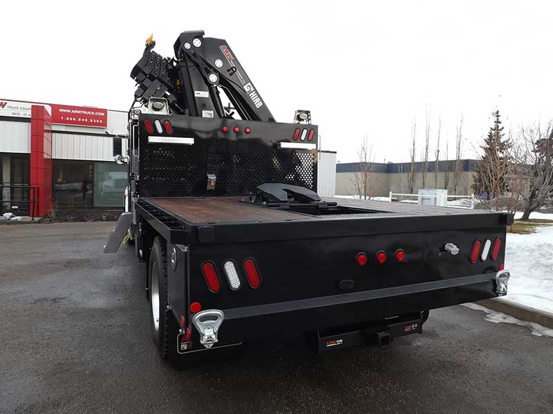 Pre Owned Trucks >> HIAB 211EP-5 HiDuo on Kenworth Truck For Sale AB
