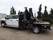 HIAB X-CLX 078BS-3 and Ford Truck for Sale