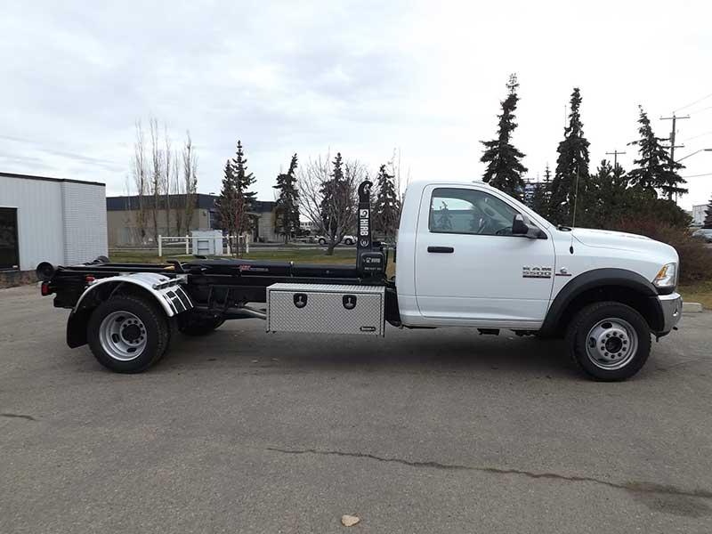 Multilift Hooklift Xr5l On Dodge Truck For Sale