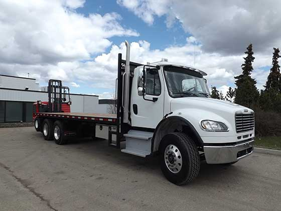 Moffett M8 55.3-12 Truck Package For Sale