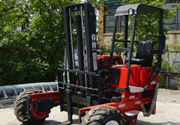 Refurbished Moffett M5500R–10 Forklift for Sale