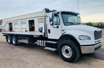 NRC 40TB28 on Freightliner Truck - SOLD