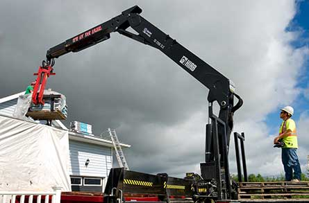 HIAB Picker Truck