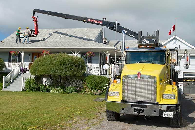 hiab 255 k picker truck